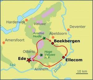 Holland's Biggest National Park Bike Tour   hollandcycletours.com