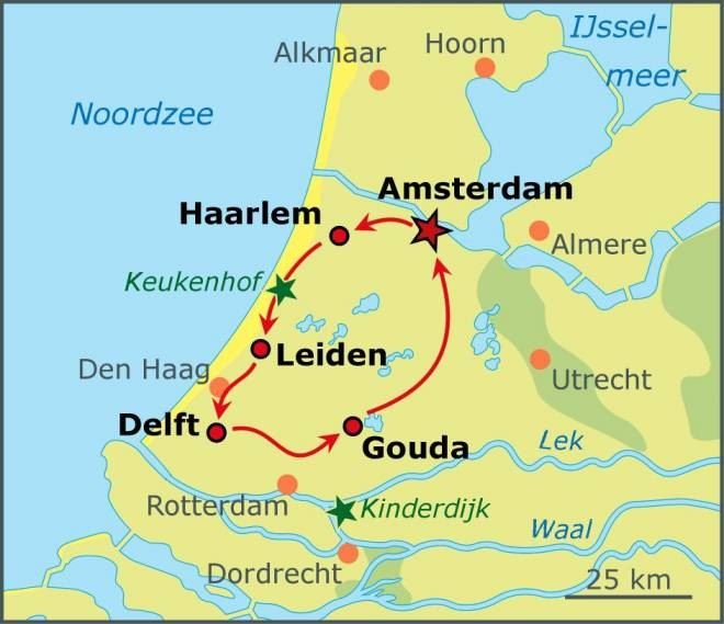 Best of Holland Bike Tour hollandcycletourscom